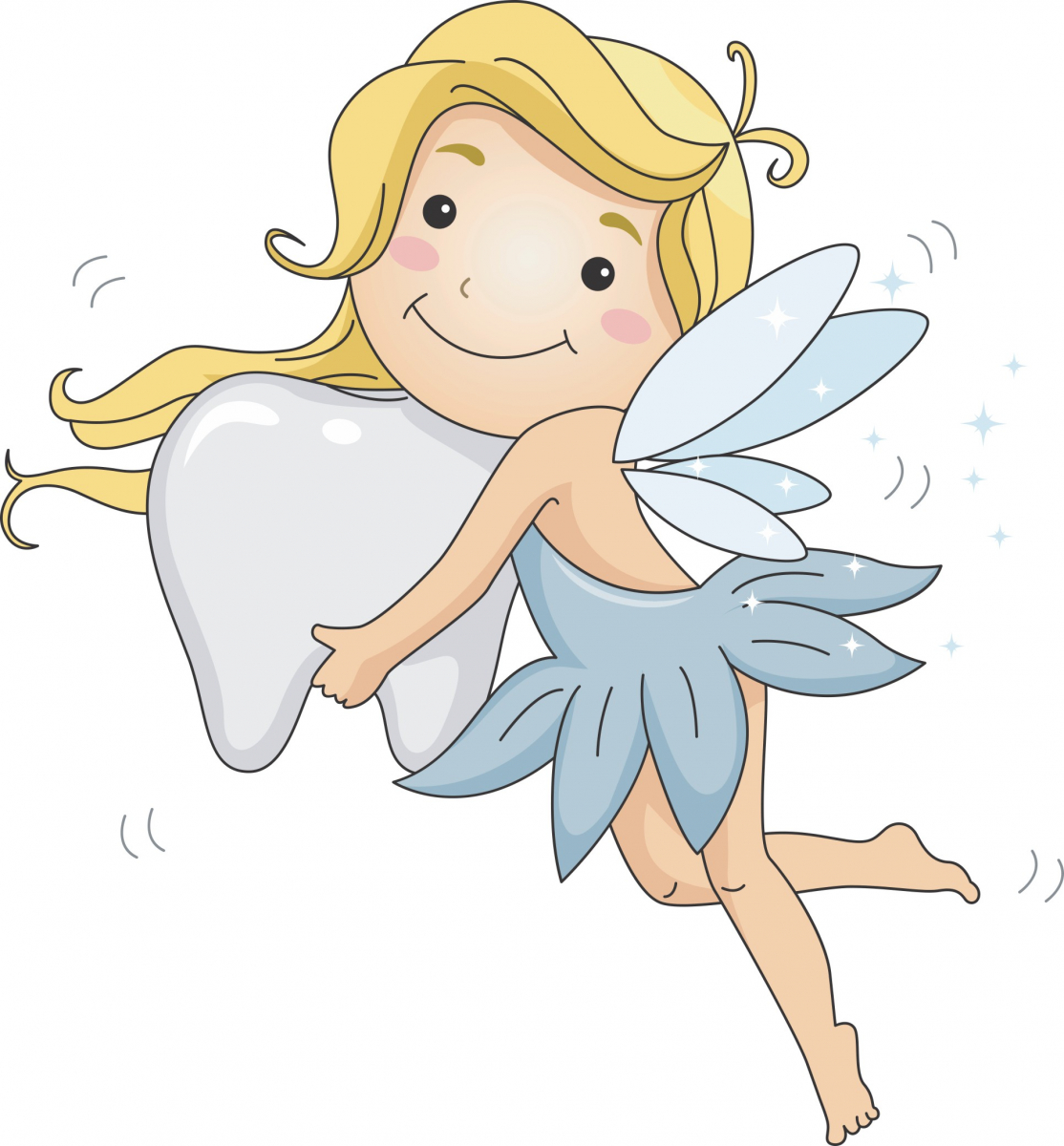 French Tooth Fairy